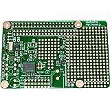 ROBOBA051 トランジスタ技術 2017年4月号 IoT 製作コーナー、ロボットアームカメラで紹介された Raspberry Pi 用 I2C インターフェース拡張基板