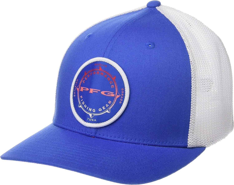 Columbia Unisex PFG Mesh Seasonal Ball Cap
