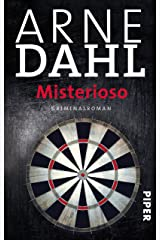 Misterioso: Kriminalroman (A-Team 1) (German Edition)