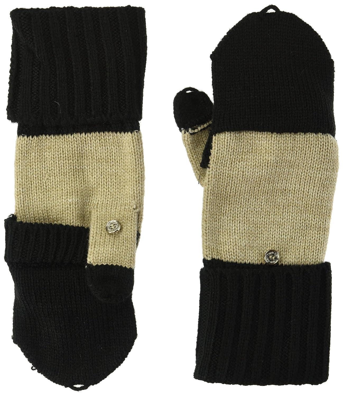 Isotoner Smart Touch Women Black Matrix Tech Glove Smartouch
