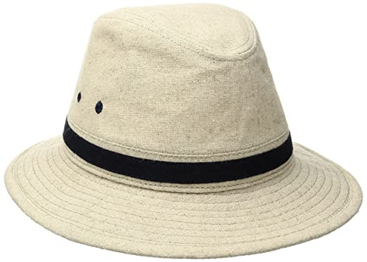 7826187042691 Tommy Bahama Men s Linen Blend Safari Hat at Amazon Men s Clothing store