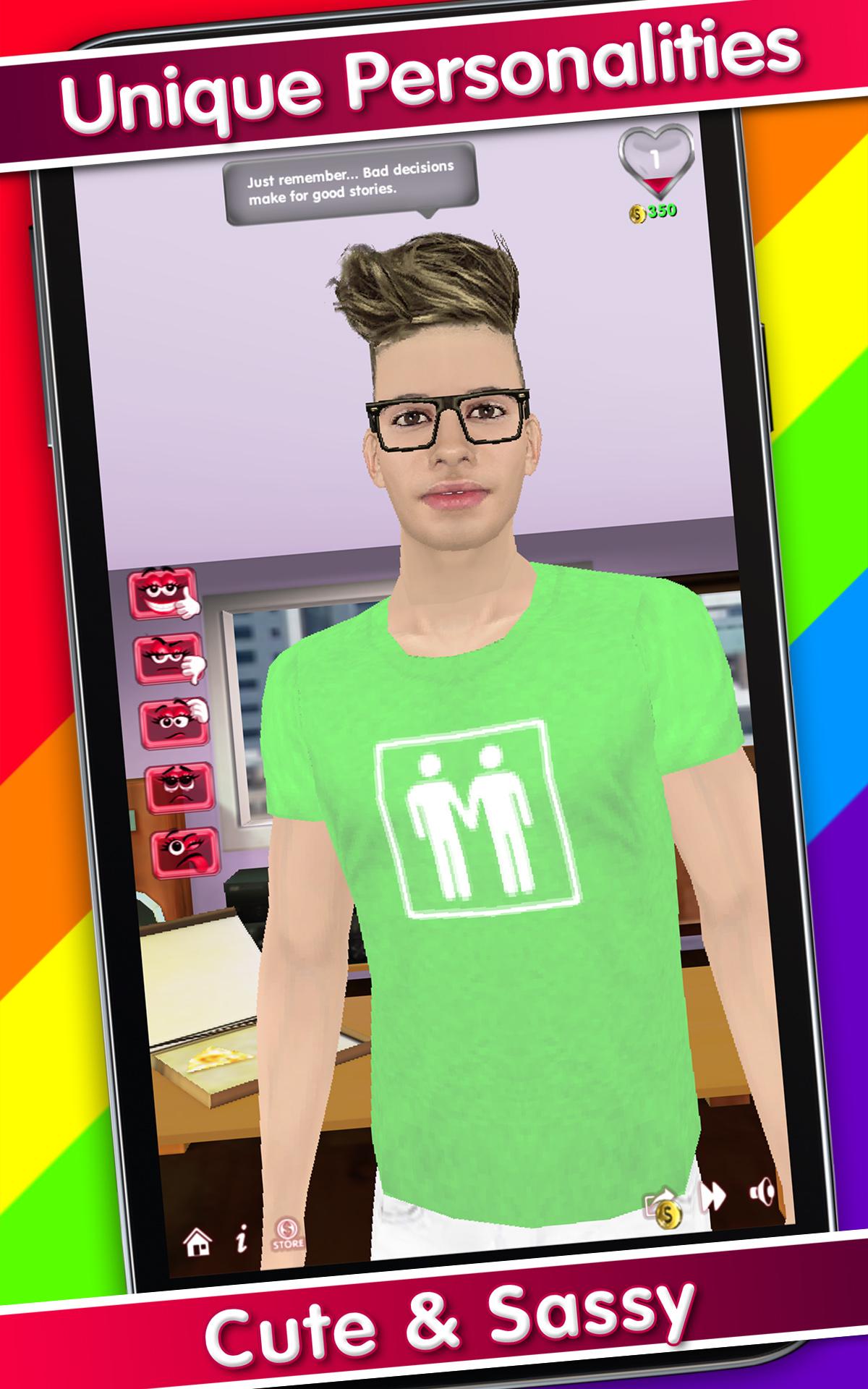 My Virtual Gay Boyfriend Free on the App Store