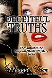 Deceitful Truths (The Caspian Wine Suspense/Thriller/Mystery Series Book 2)