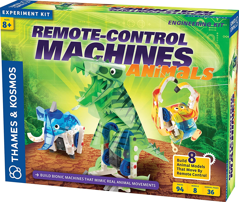 amazon com thames u0026 kosmos remote control machines animals