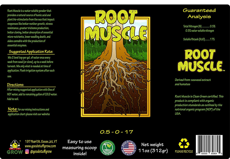 Amazon.com: Good Stuff Grow Nutrients - Fertilizante ...