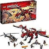 LEGO Ninjago - Le dragon Firstbourne - 70653 - Jeu de Construction