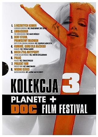 Planet Doc Film Festival Kolekcja 3 BOX 4DVD No hay versión española: Amazon.es: Cine y Series TV