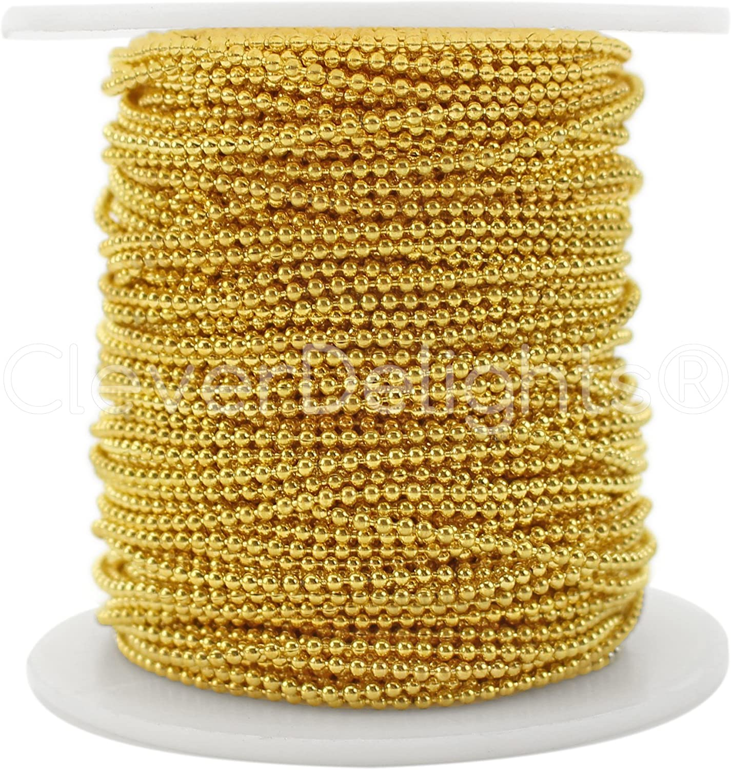 Pandahall 5M//5Yard Aluminum Curb Chain Link Light Gold Color Twisted Cross Necklace Finding Chains with Spool for Jewelry Making DIY Crafts Findings Supplies 10x6.5x1.8mm