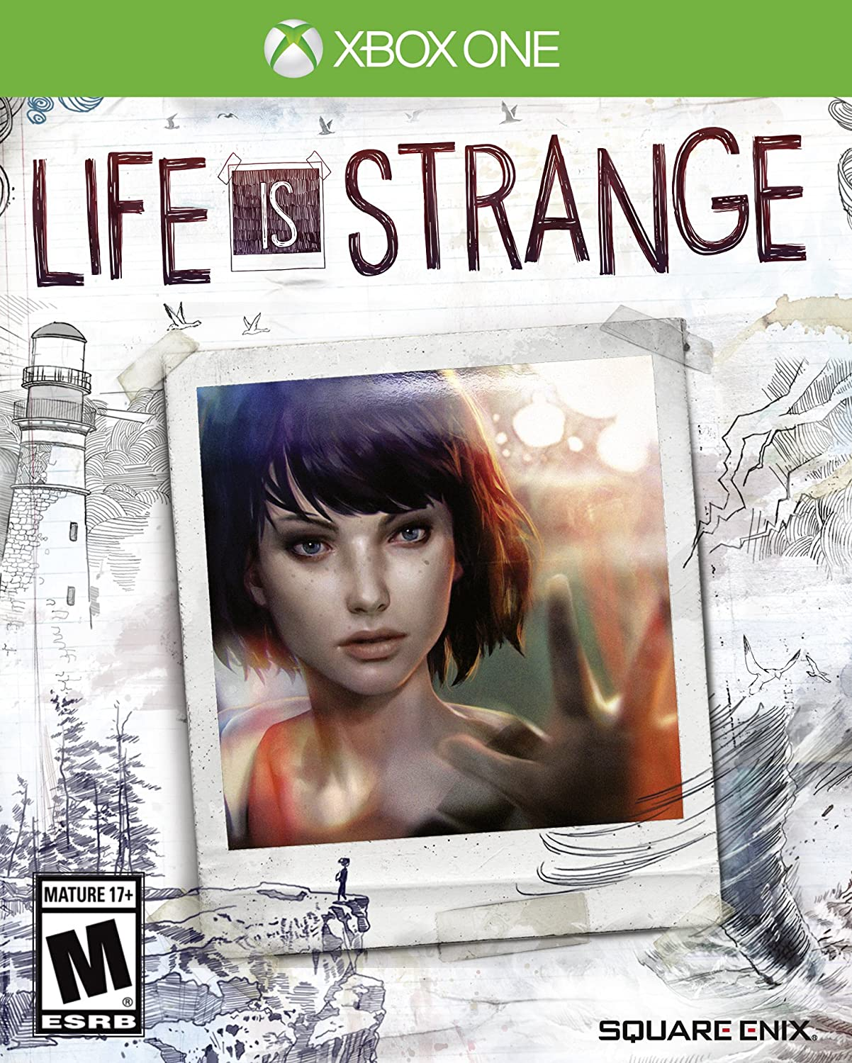 Square Enix Life is Strange Standard Edition, Xbox One - Juego (Xbox One, Xbox One, Acción / Aventura, DONTNOD ENTERTAINMENT, January 19, 2016, M (Maduro), ENG): Amazon.es: Videojuegos