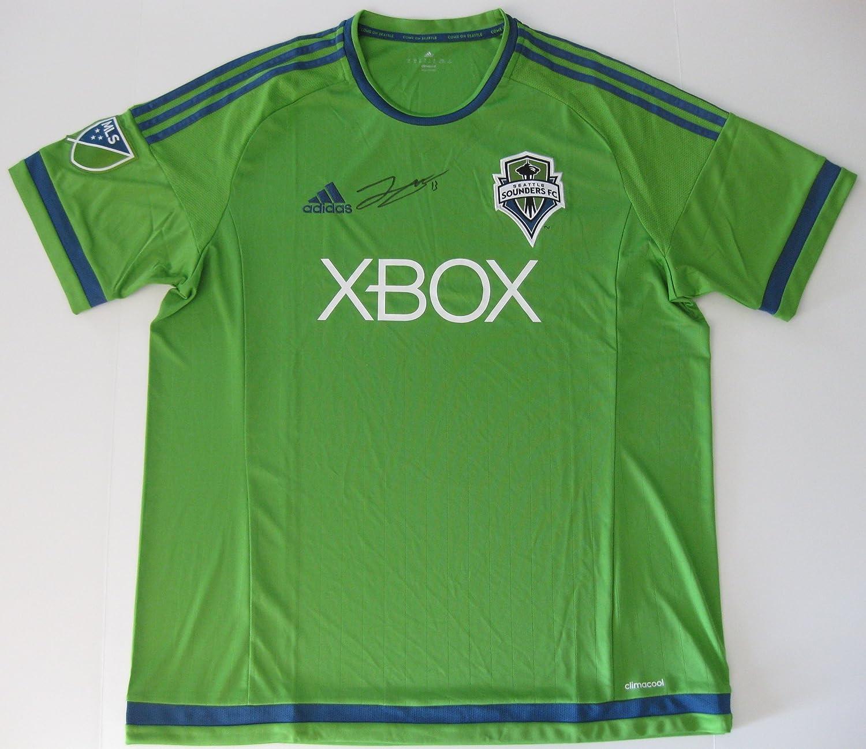 outlet store 9cc06 4f4e5 Jordan Morris, Seattle Sounders FC, Signed, Autographed ...