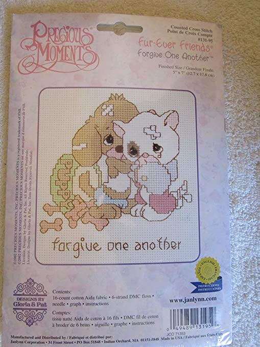 9in Kittens Theme Quilt Blocks Stamped for Cross Stitch and Embroidery