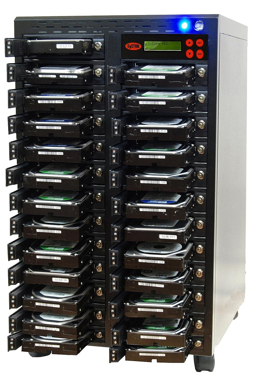 Systor 1:24 SATA Unidad de disco duro / unidad de estado sólido ...