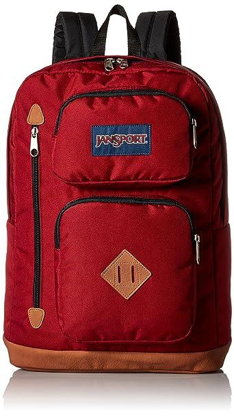 JanSport Mochila Austin Viking Red