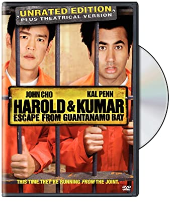 Harold And Kumar Escape From Guantanamo Bay Unrated Edition