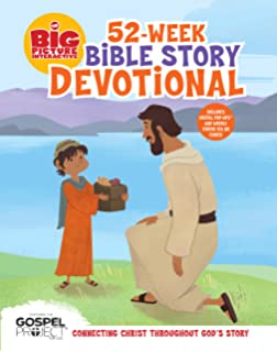 The Big Picture Interactive 52 Week Bible Story Devotional Connecting Christ Throughout Gods