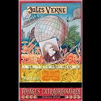 Vingt Mille Lieues sous les Mer: Illustrée (French Edition)