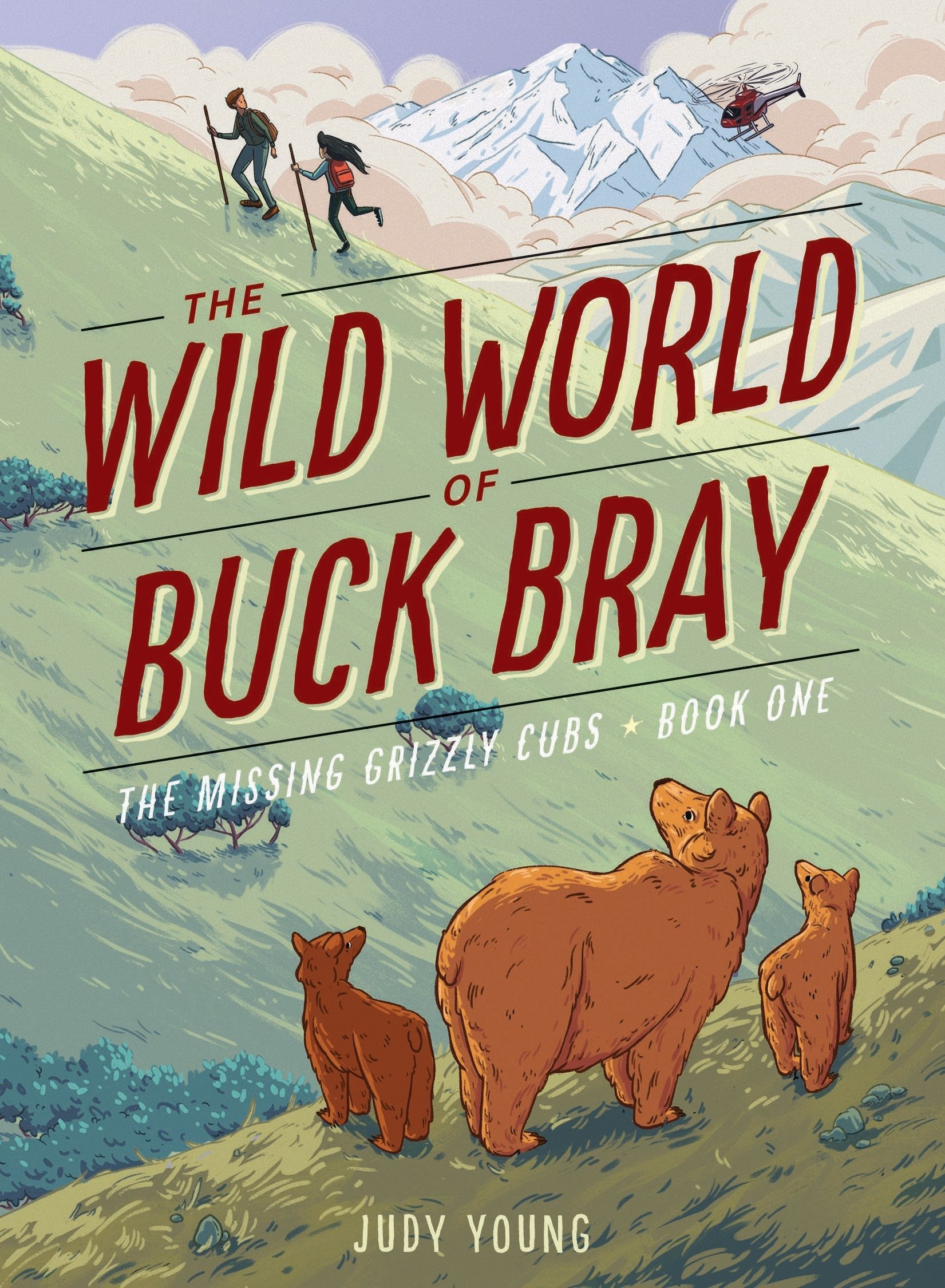 Download The Missing Grizzly Cubs (The Wild World of Buck Bray) pdf epub