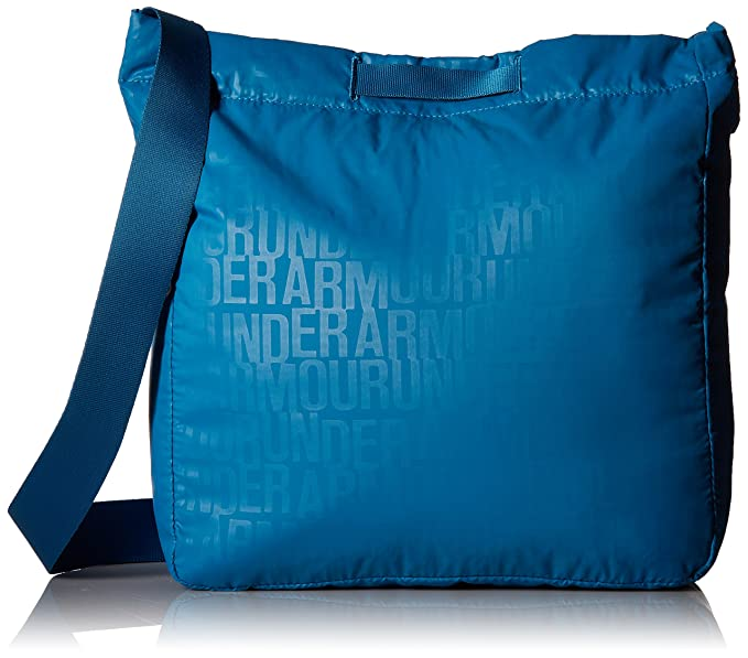 e1126f617ef Amazon.com: Under Armour Motivator Crossbody,Bayou Blue /Black, One ...