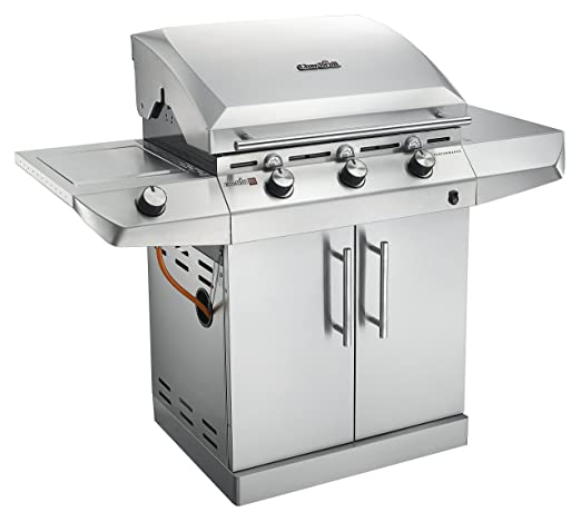 Charbroil T-36G5 30mb - Barbacoa gas Acero inoxidable ...