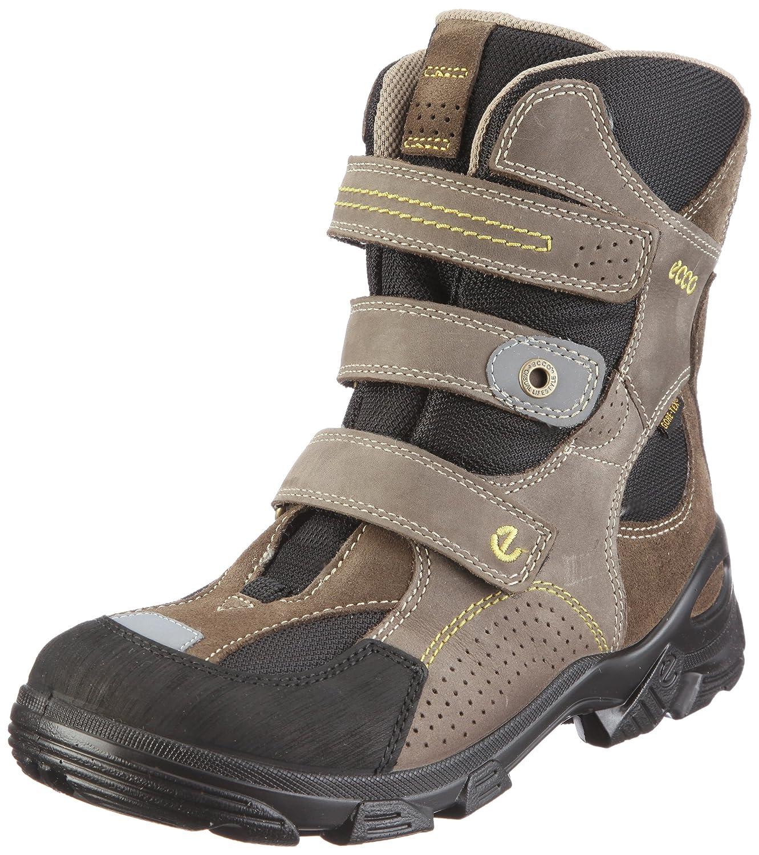 ECCO Jungen Snowboarder Stiefel, GrauWarm Grey 56833, 36 EU