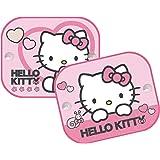 Lot de 2 pare-soleil Hello Kitty