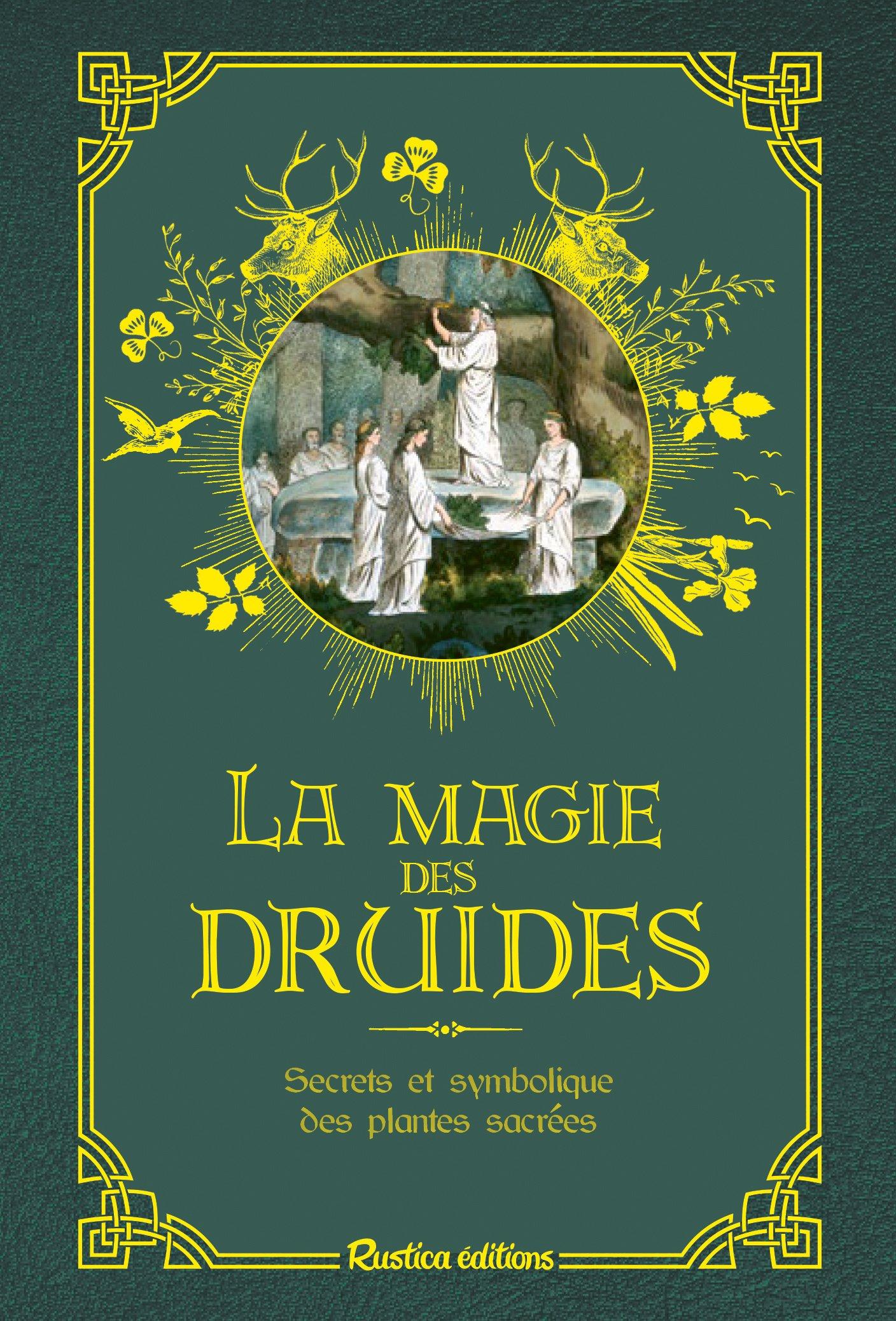 Les petits précieux Rustica : La magie des druides por Florence Laporte