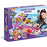 Paw Patrol – The Giant Electronic Floor Game – Skye & Friends – Jeu Pat' Patrouille Version Anglaise