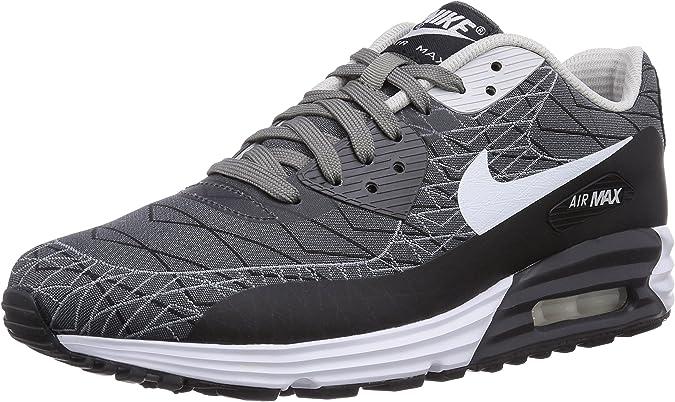 Nike 654468 200, Sneakers Basses Homme Gris Grau (Light