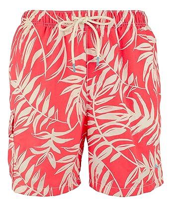 """32f48292a5 Tommy Bahama Men's Naples Muy Caliente 6"""" Swim Trunks-EC-M"""