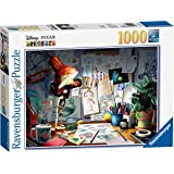 Ravensburger 1000P Puz Artists Desk 194322