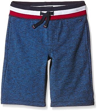 Tommy Hilfiger Boys' Hilfiger Sweat Shorts Black Iris