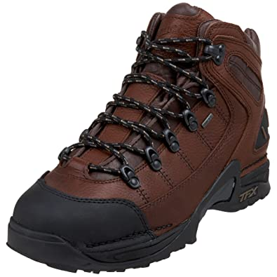 Amazon.com | Danner Men's 453 Steel Toe Work Boot, Brown, 10 D US ...