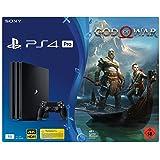 PlayStation 4 1TB PRO Black + God of War