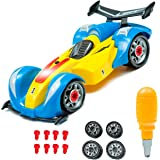 innovative brain formula car take a part toy for kids with 24 take apart