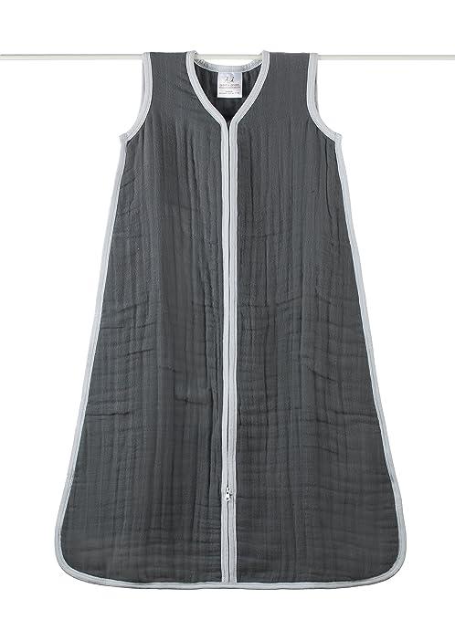 aden + anais 1055 F – Saco saco Dream in Grey – Uni gris oscuro gris