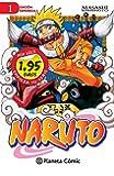 PS Naruto nº 01 1,95: Por sólo 1,95 euros. Empieza tu serie (PROMO MANGA, Band 1)