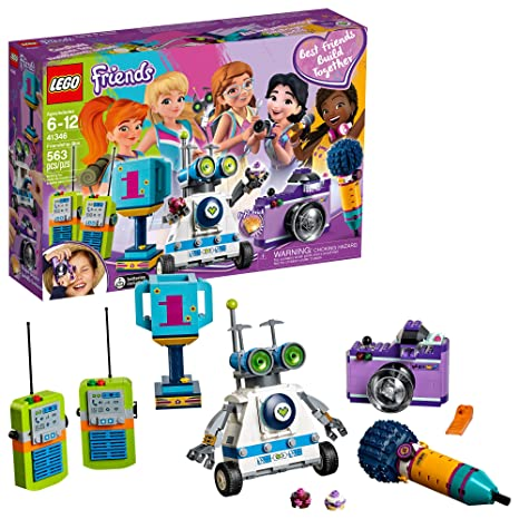 Amazoncom Lego Friends Friendship Box 41346 Building Kit 563