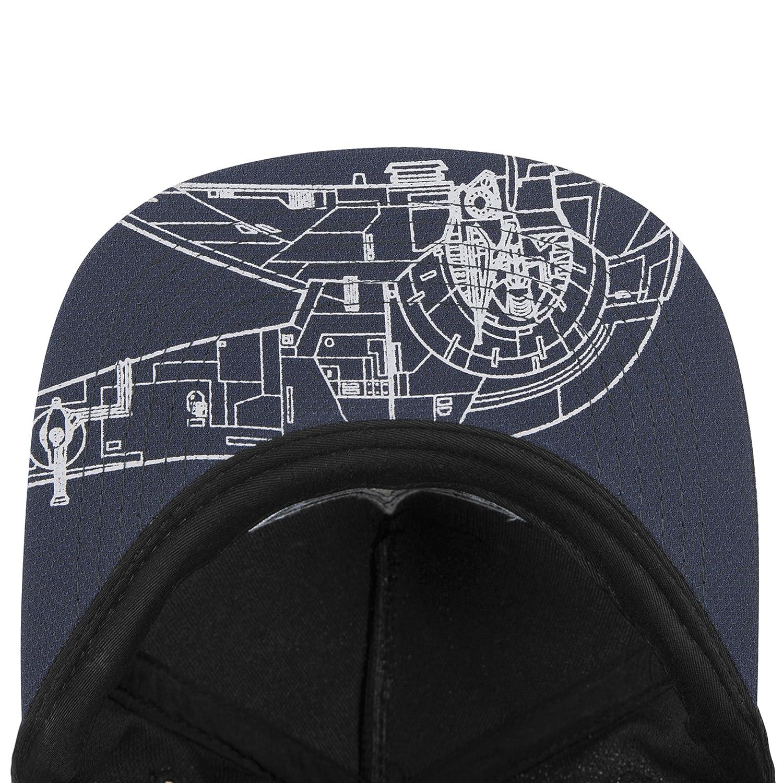 93a72fc9 Dallas Cowboys Star Wars Bounty Hunter Snapback Cap