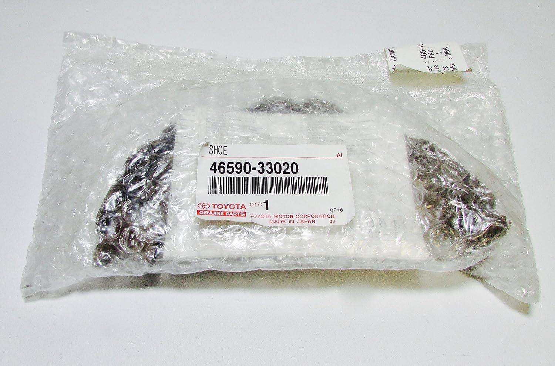 Genuine Toyota 46590-33020 Parking Brake Shoe Assembly