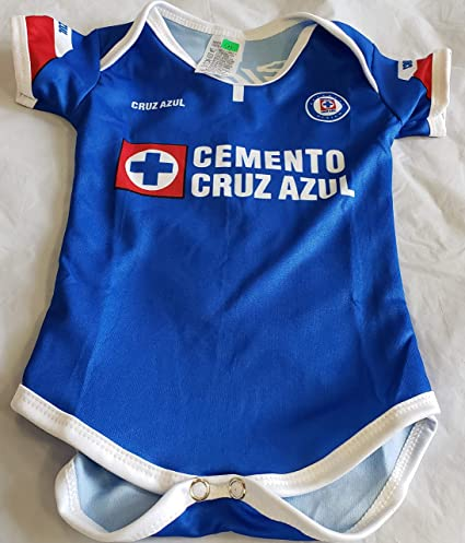 ffd7e4a54cd Image Unavailable. Image not available for. Color  New! 2018 Club Deportivo  Cruz Azul  Generic Infant Toddler ...