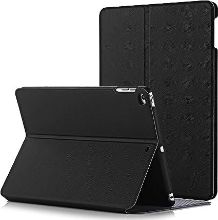 Forefront Cases Estuche Protector iPad 9.7 | Funda con Cierre Magnético para iPad 2018 Apple 9.7 Pulgadas 6ta Generación (A1893, A1954) | Función Inteligente Auto Sleep-Wake | Delgado y Ligero | Negro: Amazon.es: Electrónica