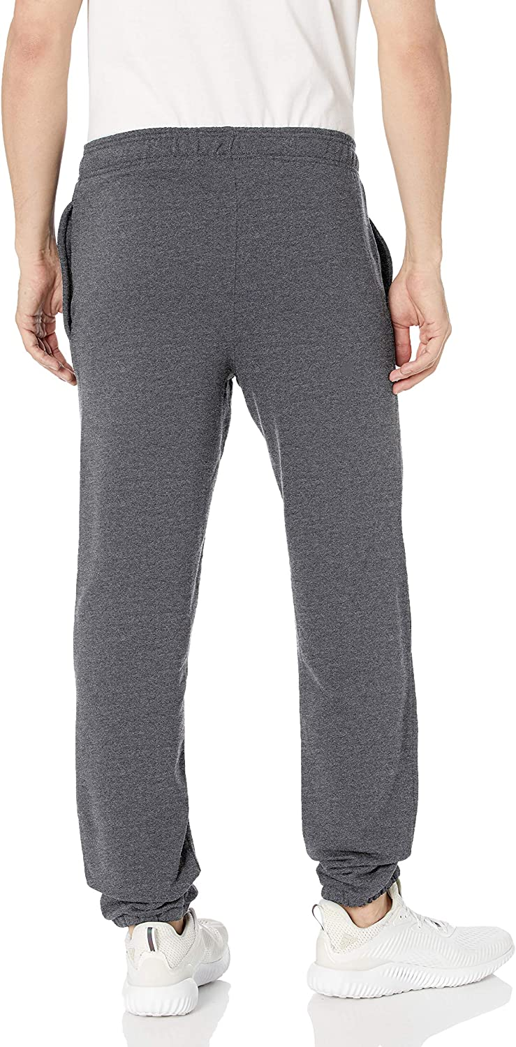 Champion Men's Powerblend Relaxed Bottom Fleece Pant