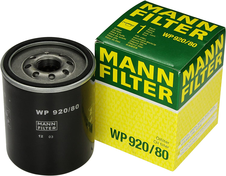Mann Filter W11008 Filtro de Aceite
