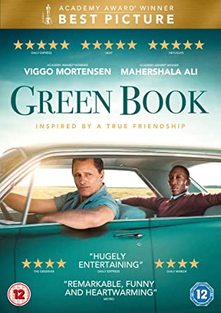 Image result for green book dvd cover