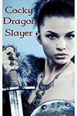 Cocky Dragon Slayer (Halithia Series Book 1) Kindle Edition