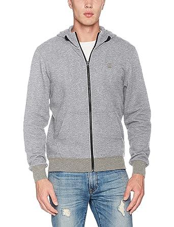 3865af013f3 G-STAR RAW Men's's Core Hooded Zip Sw L/S Hoodie: Amazon.co.uk: Clothing