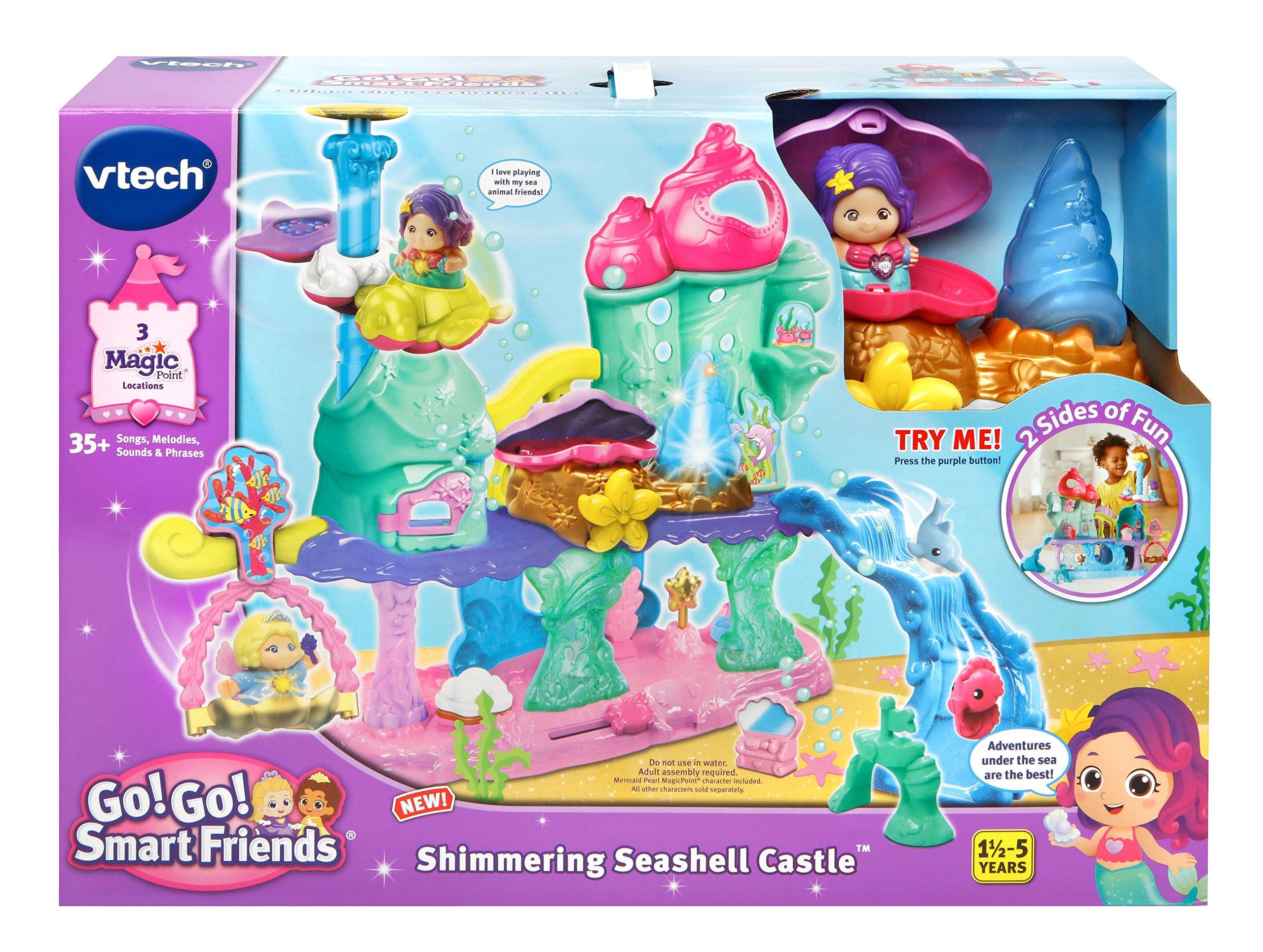VTech Go! Go! Smart Friends Shimmering Seashell Castle by VTech (Image #5)