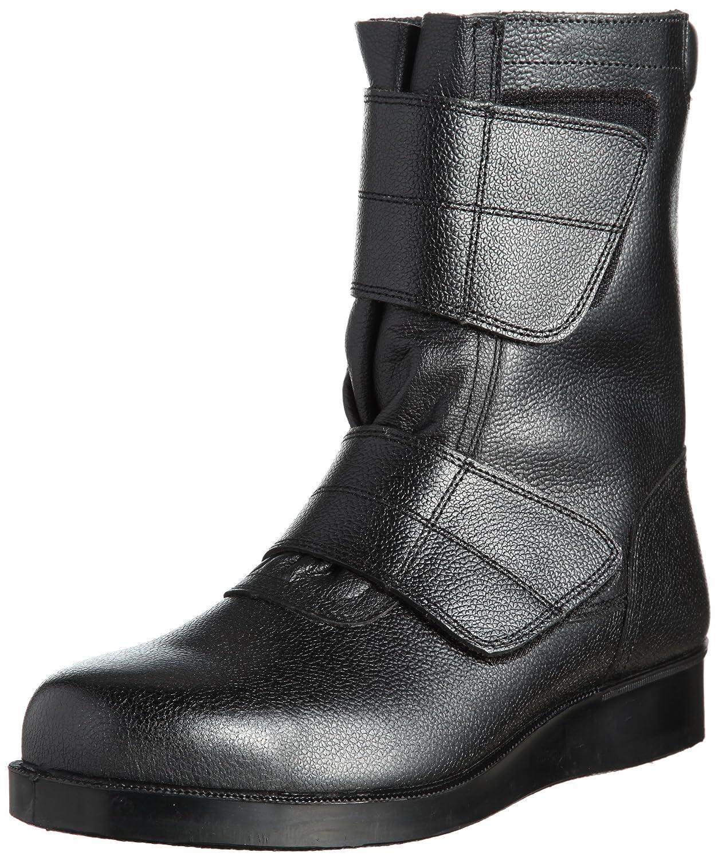 [ミドリ安全] 安全靴 長編上 VR235 マジック B002QD43HA 25.5 cm|ブラック ブラック 25.5 cm