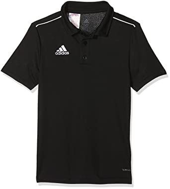 f08c69064b467 adidas Children's Core 18 Polo Shirt: Amazon.co.uk: Clothing