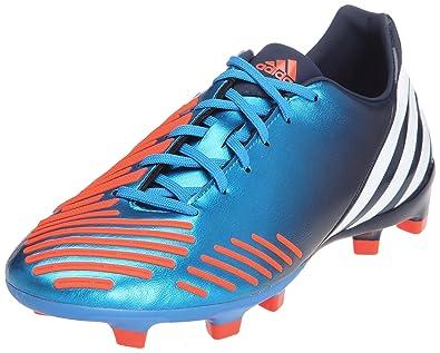 adidas P Absolion Lz Trx Fg, Chaussures de football mixte adulte - Bleu (V20988), 41 1/3 EU